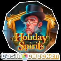 Fira en tidig Julhelg med den nya Holiday Spirits slot från Play'n GO