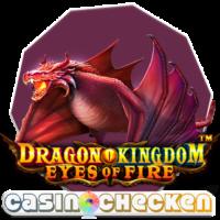 Pragmatic lockar med rikedommar i nya Dragon Kingdom Eyes of Fire slot